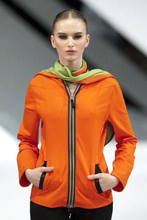 邓达智为德国品牌梅凯恩设计的时装