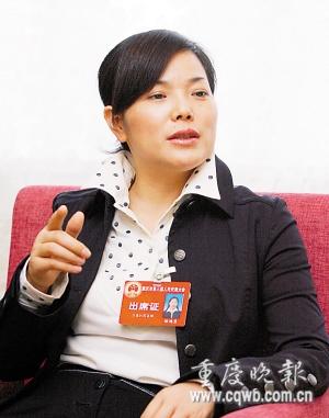 重庆代表任鸿秀建议为民工子女设义务教育基金