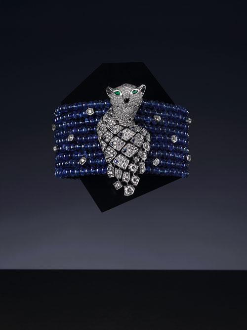 (19) Panthère de Cartier 手环