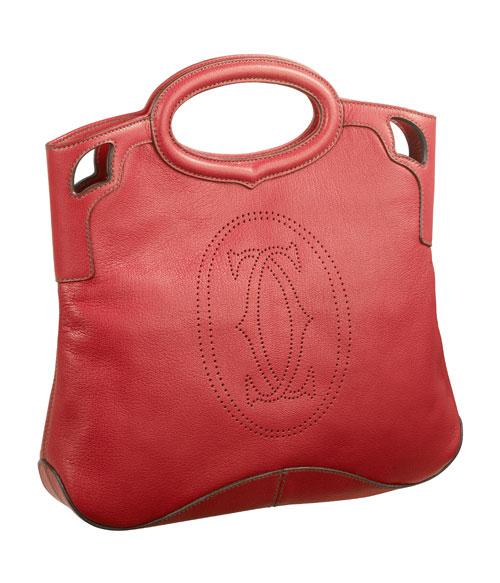 Marcello系列真皮手包