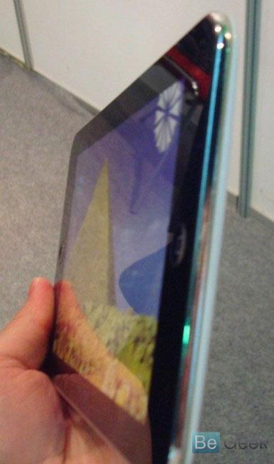 苹果平板机多种疑似谍照曝光