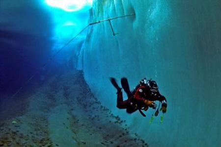 卡梅隆极度热爱潜水