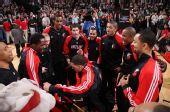 图文:[NBA]黄蜂绝杀胜开拓者 赛前总动员