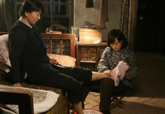 图:电视剧《小姨多鹤》精彩剧照 - 37
