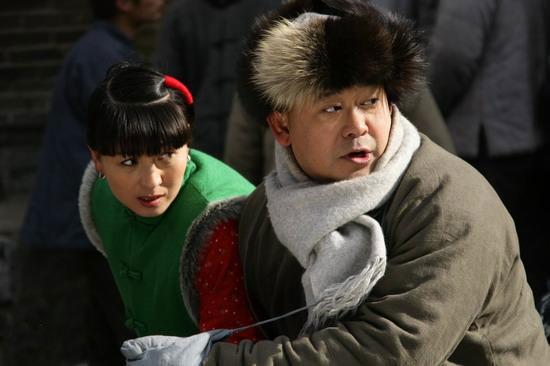 图:电视剧《小姨多鹤》精彩剧照 - 60