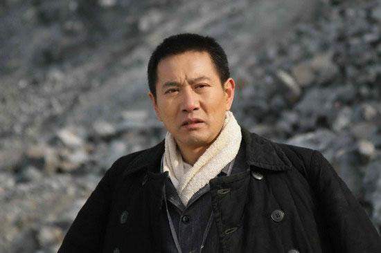图:《小姨多鹤》剧中人物 - 姚刚饰彭瑞祥