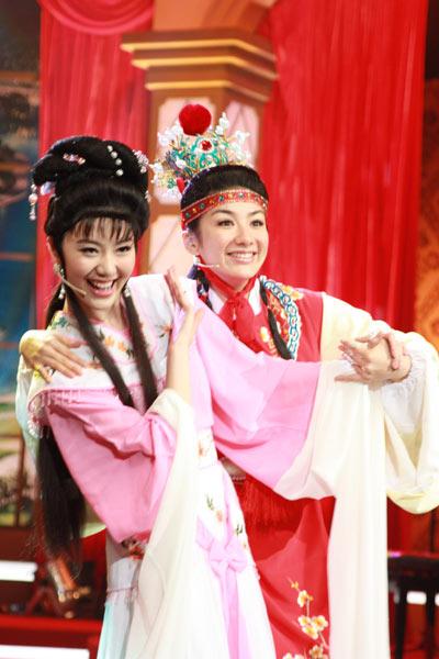 好姐妹上海主持人王冠也变成了图片
