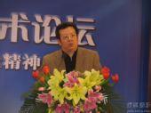 图:中国传媒大学教授 胡智峰