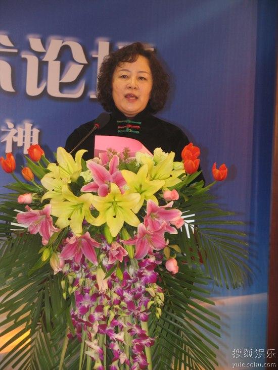 图:国家广电总局宣传管理司副司长 王丹彦