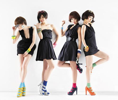 Brown Eyed Girls(褐眼女孩)