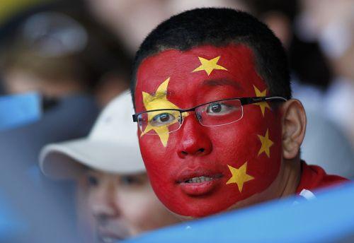 热情中国球迷