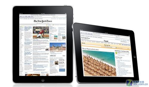 采用1GHz处理器 苹果iPad新品详细规格