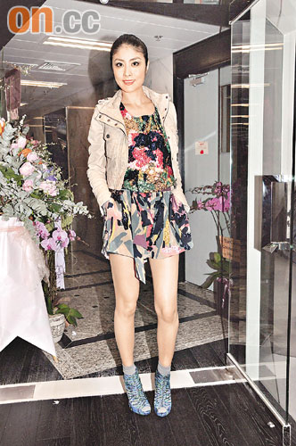 陈慧琳表示若公司安排她接受亚视访问,她便照做