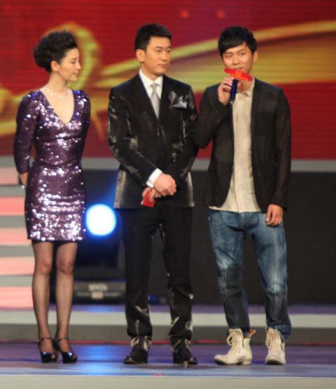 李晨表示《唐山》让自己受益