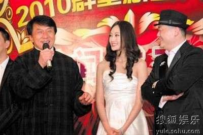 林鹏出席东方卫视春晚启动发布会