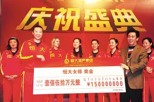 广州恒大足球俱乐部2013赛季整体奖金方案_广州恒大足球俱乐部2011赛季整体奖金方案_校园足球整体活动方案