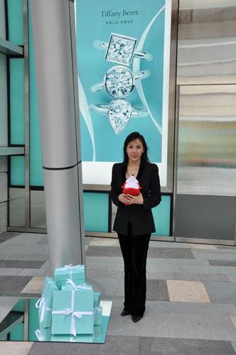 Tiffany&Co.中国区掌舵人欧阳昭华小姐