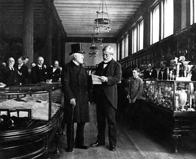 Charles Lewis Tiffany&John Young