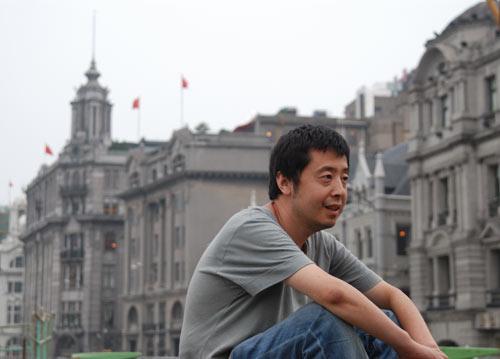 贾樟柯在上海传奇现场