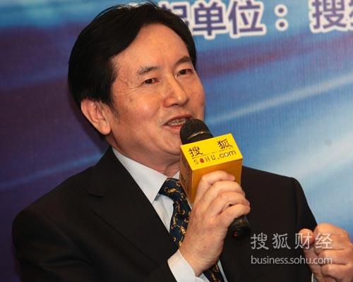 天津排放权交易所董事长戴宪生