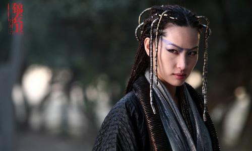 甄子丹与赵薇在片中的感情戏来的莫名其妙
