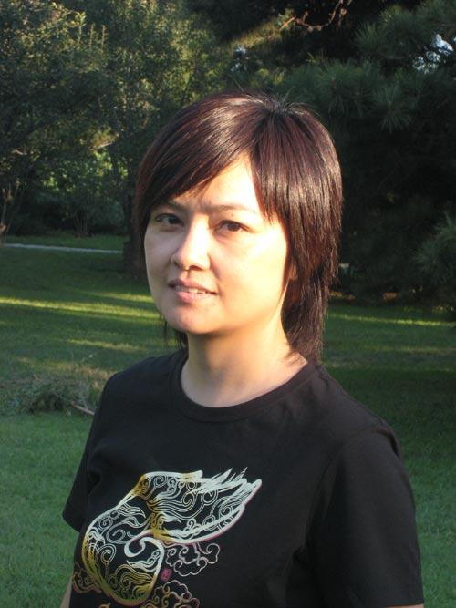 《综艺报》总编辑陈晓梅