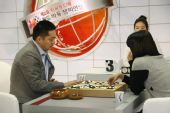 图文:BC卡杯32强战第八日 常昊赛后复盘