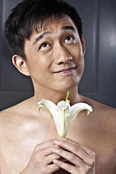 图:《婚姻保卫战》演员宣传照 黄磊