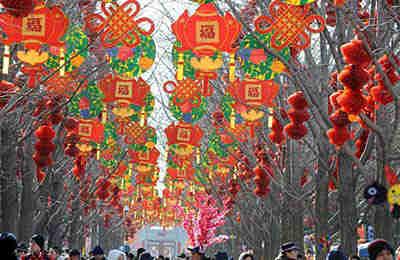 北京春节习俗大全(图)