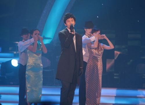 黄晓明演唱《风声》