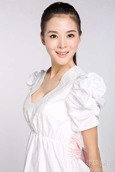 华谊女星李鑫雨