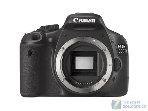图为:佳能数码单反相机550D-1800万像素1080p高清 佳能发布EOS