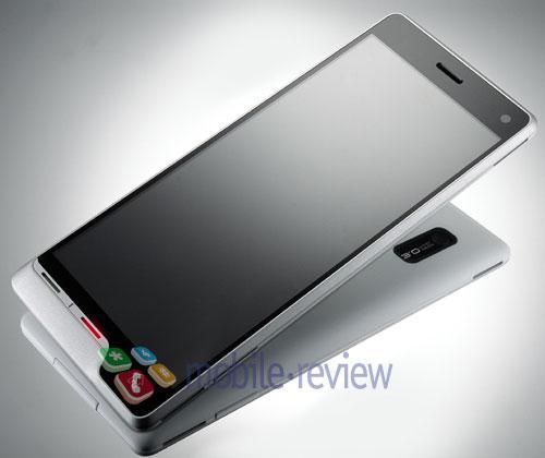 1028×1024像素 4寸巨屏智能手机曝光
