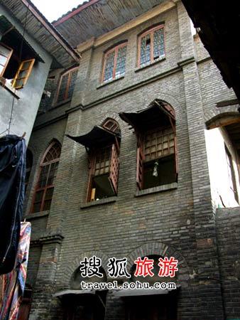 旧时旅馆 曾经名儒江萃