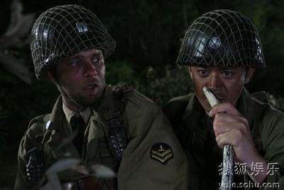 《滇西1944》王学兵与蛇成朋友