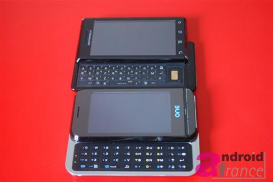 欧洲低价Android手机GeeksPhone One图赏