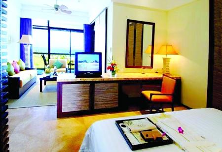 三亚亚龙湾红树林酒店超级豪华