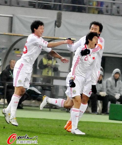 中国VS韩国 四强赛-国足3-0韩国 打破32年不胜魔咒 - 最佳第六人 - 最佳第六人---郭素生的博客
