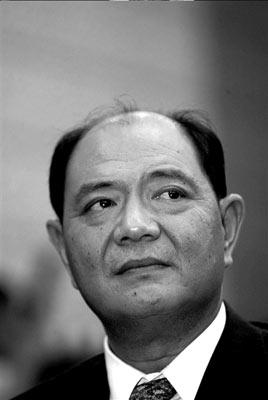 中国出口信用保险公司原总经理唐若昕。