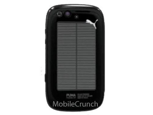 太阳能充电 运动品牌PUMA欲推户外手机?