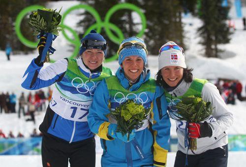 越野滑雪女子10公里