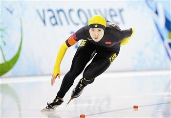 冬奥速度滑冰女子500米