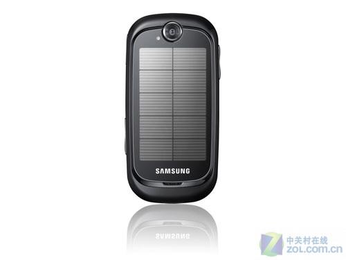 3�即テ�/太阳能充电 三星S7550正式发布
