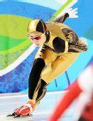 图文:日本速滑队透视比赛服 这身衣服很显眼