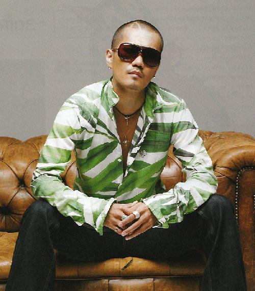 exile主唱atsushi首次以个人名义发行作品