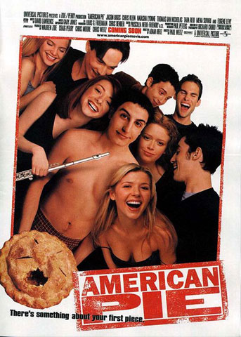 美国派 海报