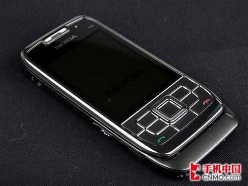 超薄GPS智能机 诺基亚E66优惠价促销