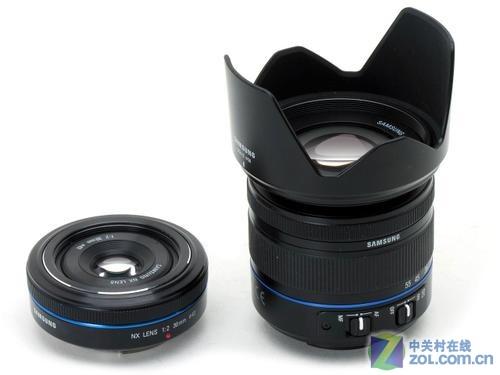可换镜头相机新篇章 APS-C三星NX10发布