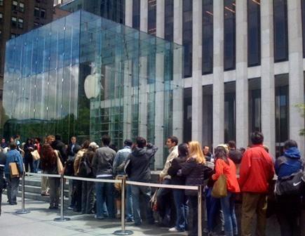 传苹果非3G版iPad下周接受预订