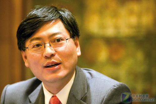 联想杨元庆:向更广阔的全球市场拓展